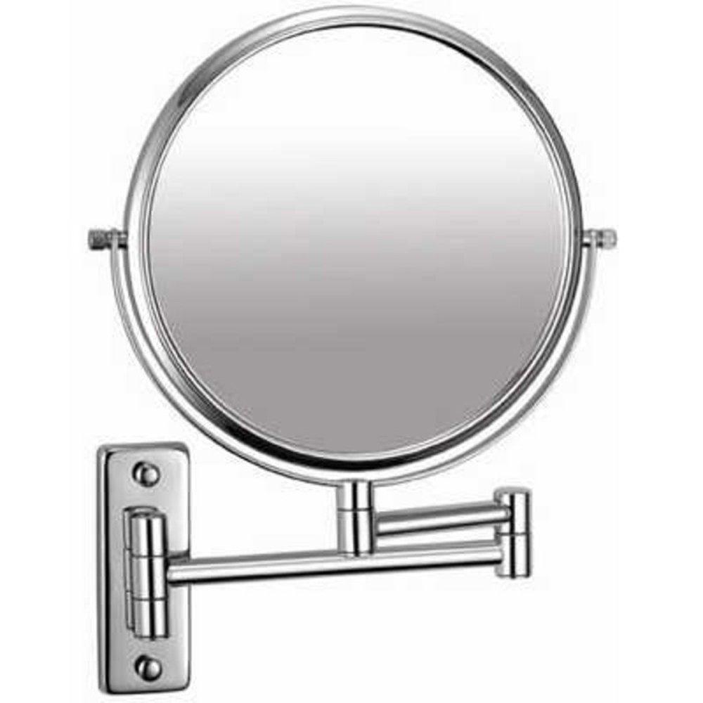 Wall Mounted Swivel Shaving Mirror