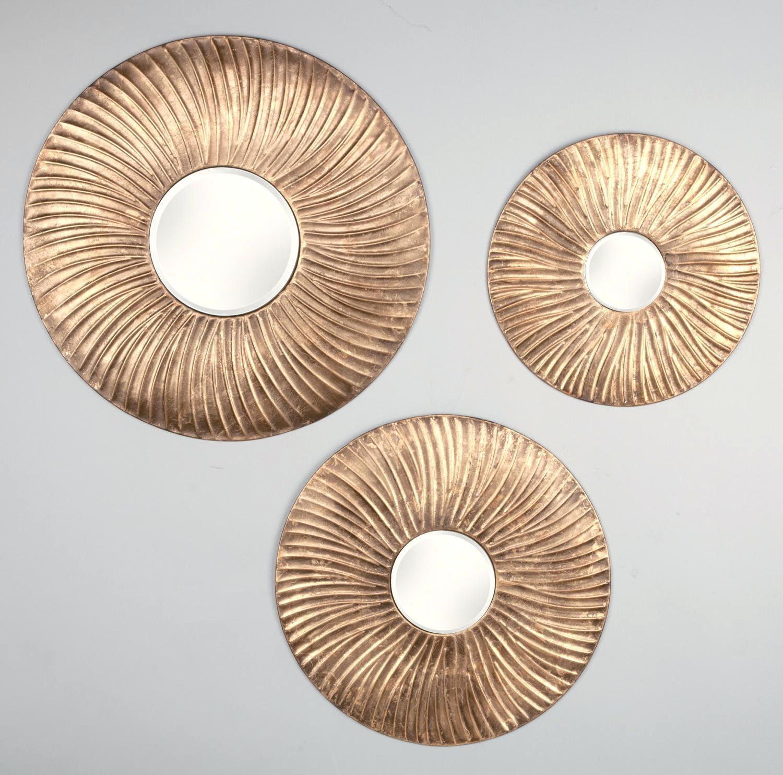 Wayfair Round Wall Mirrors
