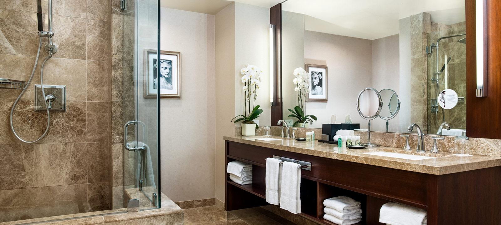 Westin Hotel Bathroom Mirrors