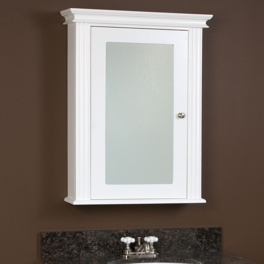 White Mirrored Bathroom Corner Cabinetcorner bathroom medicine cabinet mirrors bathroom design