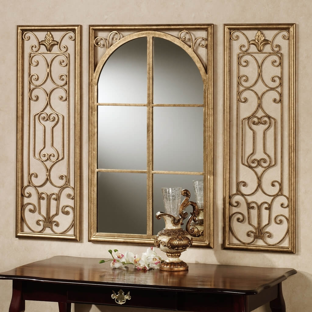 Window Shaped Wall Mirrors