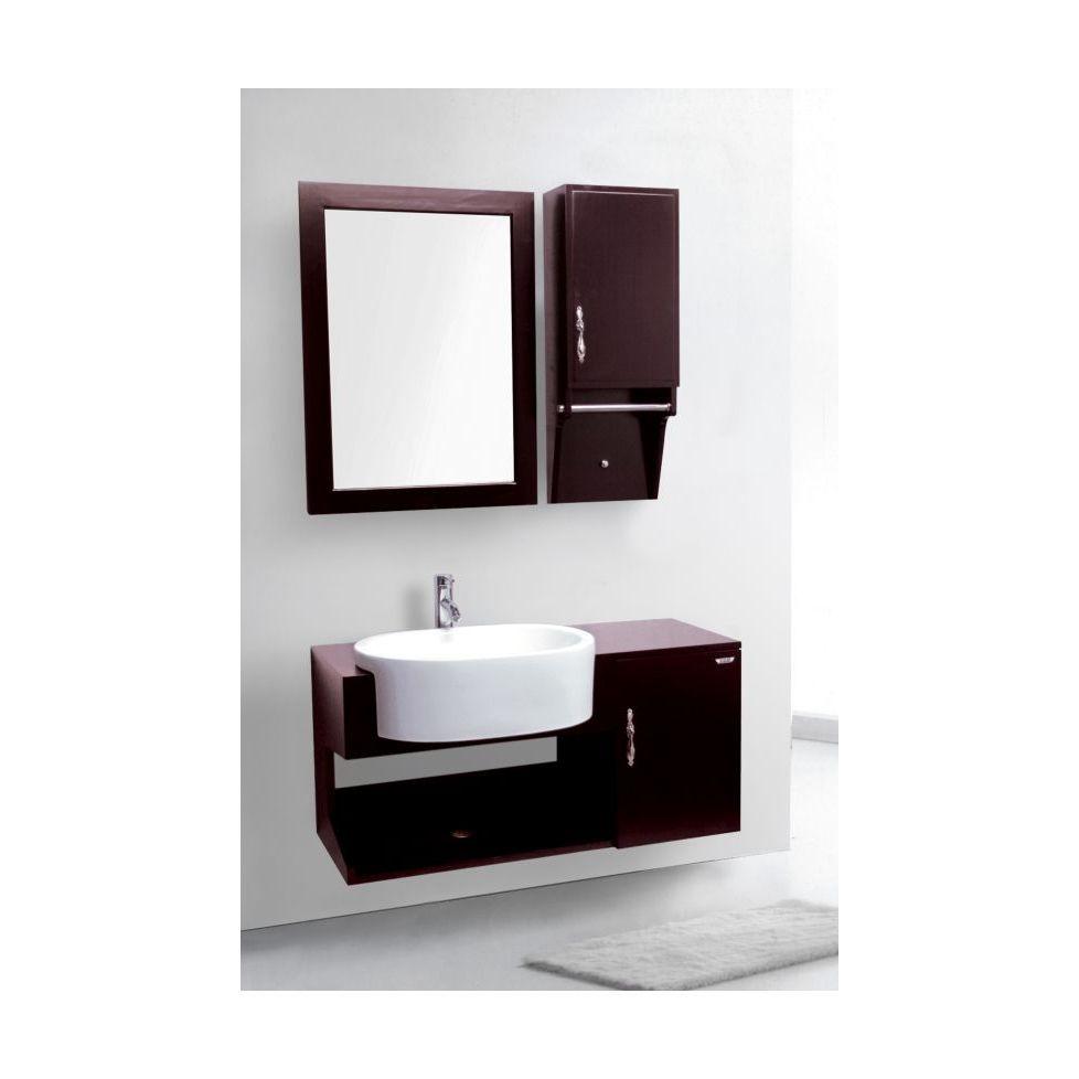Wood Bathroom Mirror Cabinets