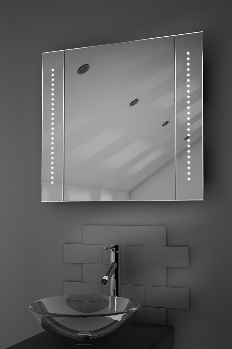 Zeon Bathroom Fogless Mirror
