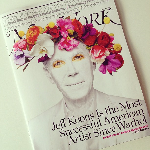 Bess Wyrick, floral stylist and owner of Celadon and Celery, recently collaborated with Jeff Koons to create a floral crown featured on the cover of New York Magazine. Since then, Bess' floral crowns have been featured in many photoshoots from coast to coast.