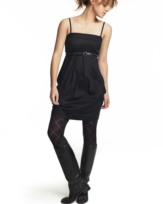 EW tulip dress