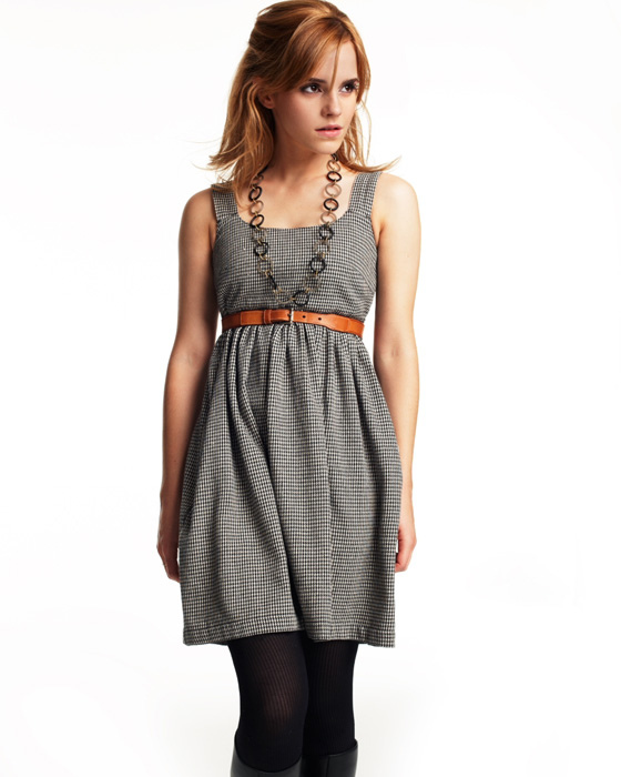 EW Pinafore dress