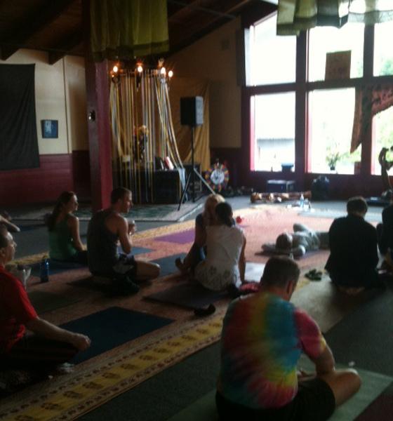 Kirpalu Yoga Space @Wanderlust