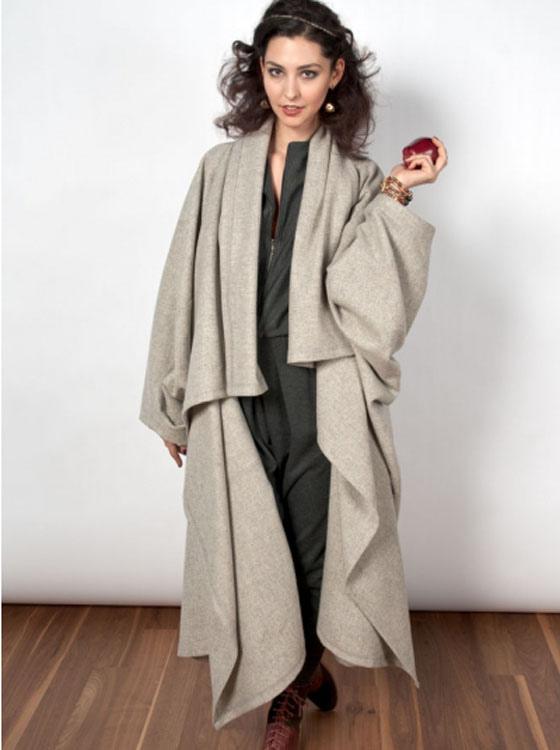 Study NY coat