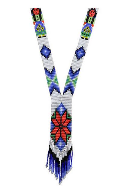 Object Mythology Amazonian Beads