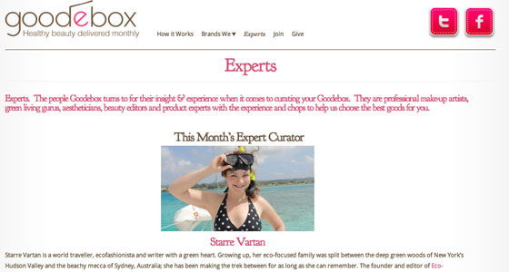 Goodeboxexpert