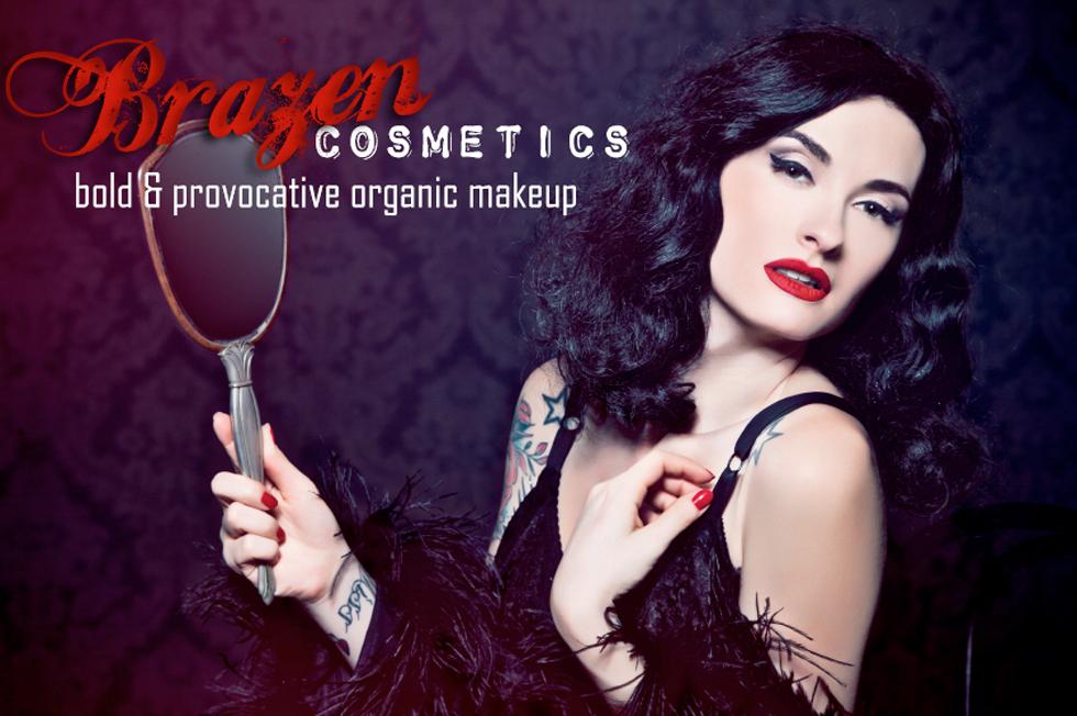 Brazen Cosmetics Main