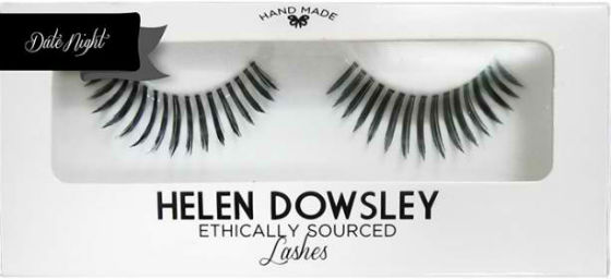 Ethical Non Toxic False Eyelashes Helen Dowsley