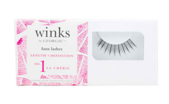 Ethical non Toxic False Eyelashes Winks