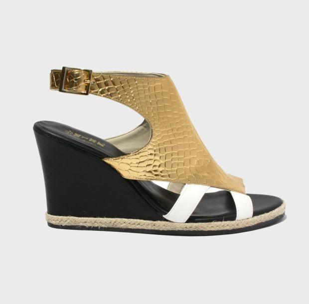 Mink-sandals