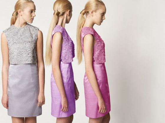 Pollution Fashion Rain pH Dress
