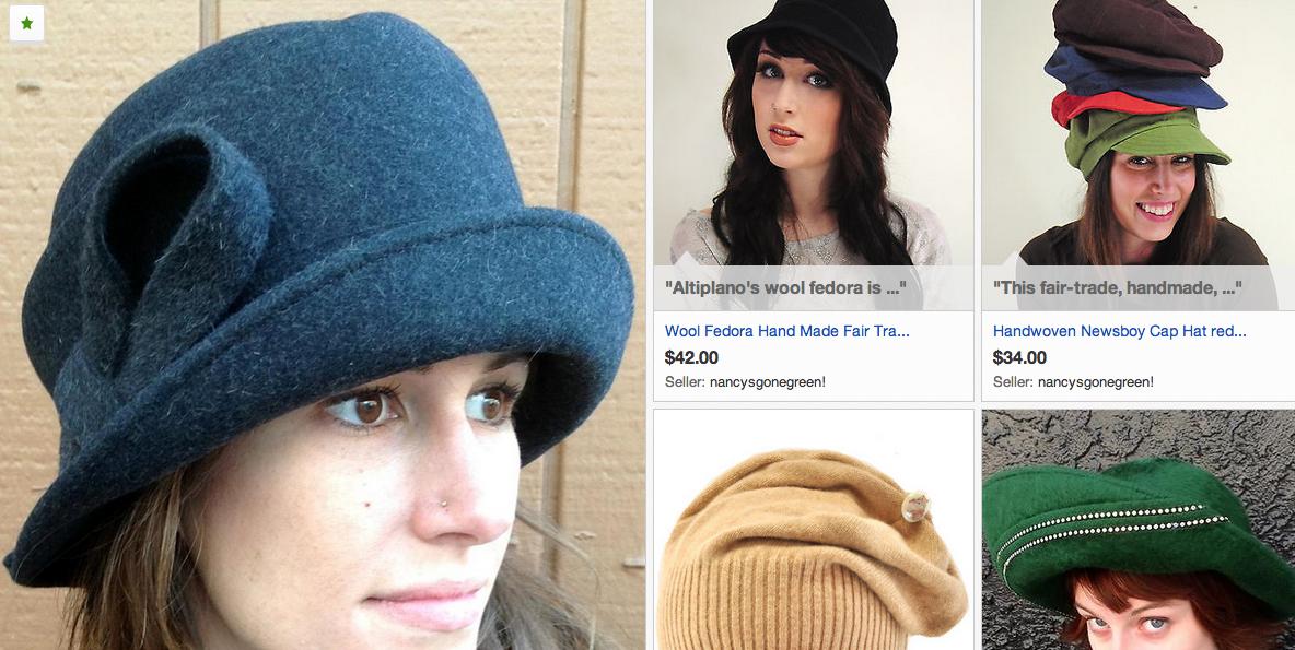 ebay hats