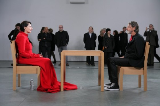 Ulay-with-Marina-The-Artist-is-Present-2010-MoMA-602x401