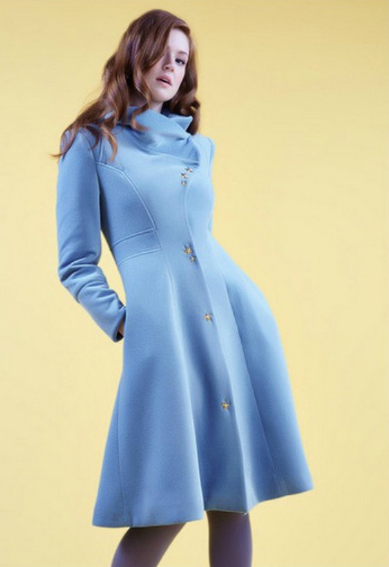 Vaute Coat The Audrey