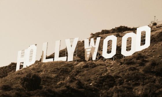 Vlasta Juricek Hollywood Sign