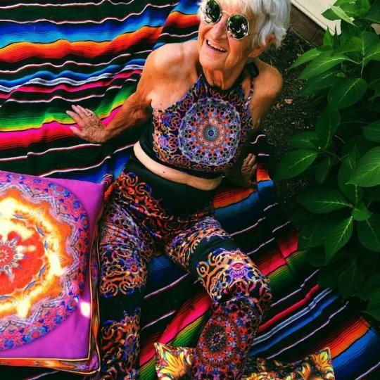 baddie winkle hippie