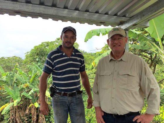 cameron's coffee farmer