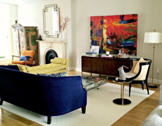 color the perfect rug