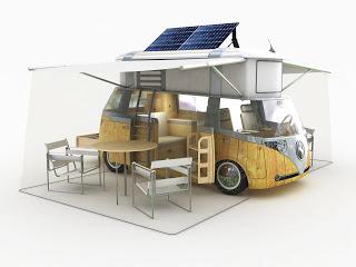 Westfalia Verdier Solar Power
