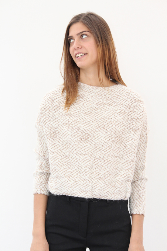 Lauren Manoogian Boatneck Sweater