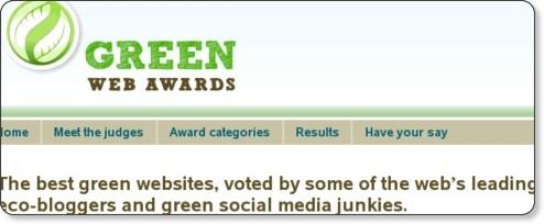 http://www.nigelsecostore.com/green-web-awards/