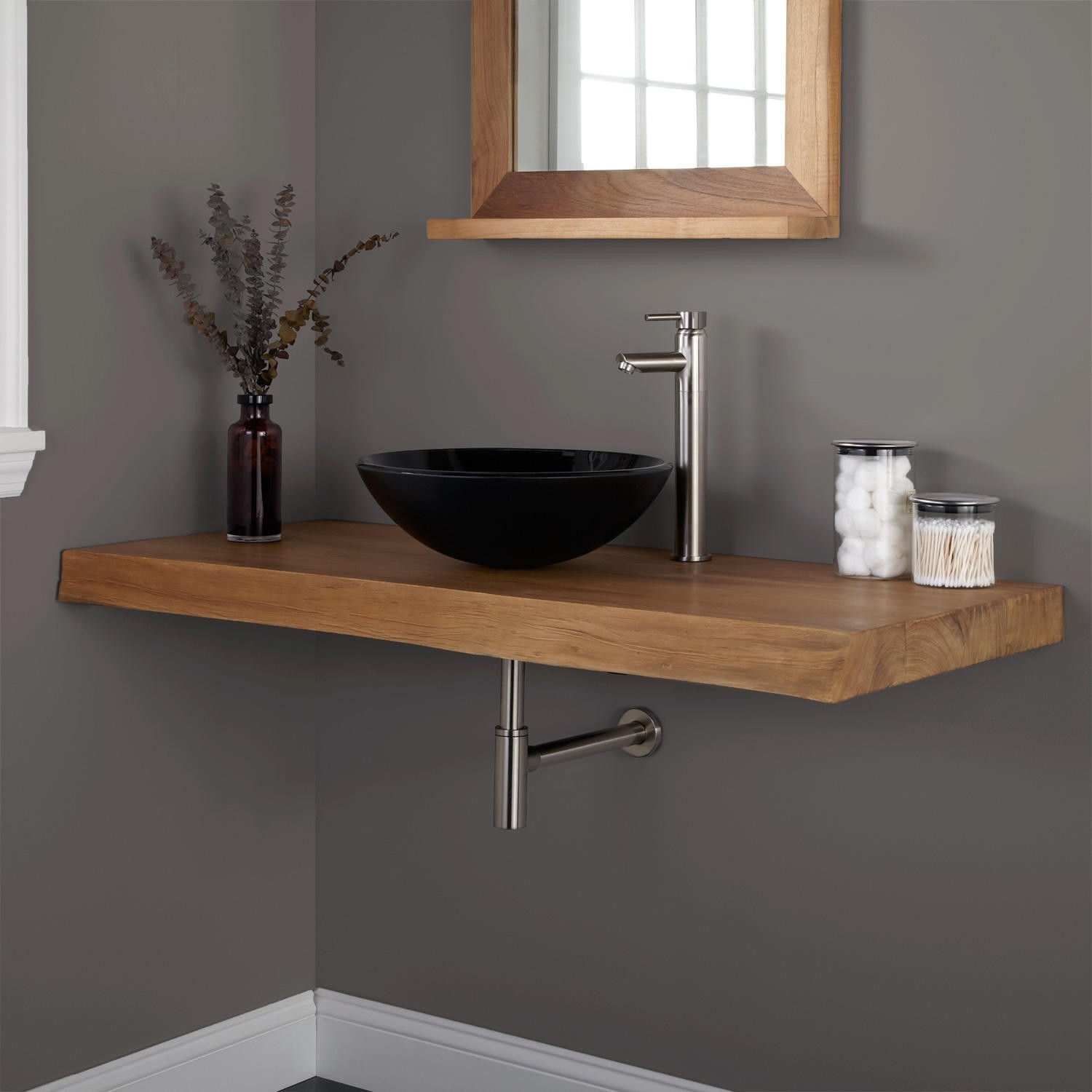 Bathroom Vanity Top For Vessel Sink