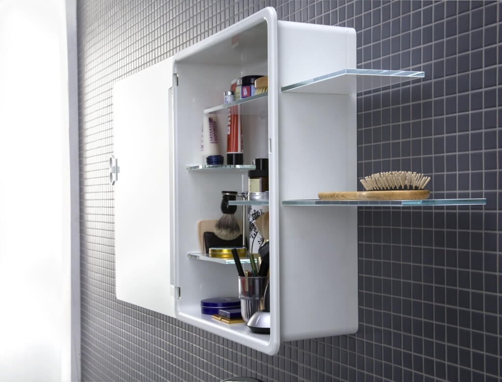 Permalink to Bathroom Wall Cabinets Plastic