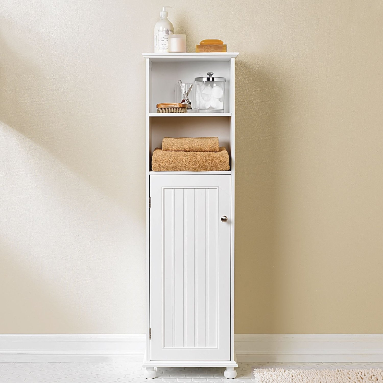 Permalink to Free Standing Bathroom Storage Ideas
