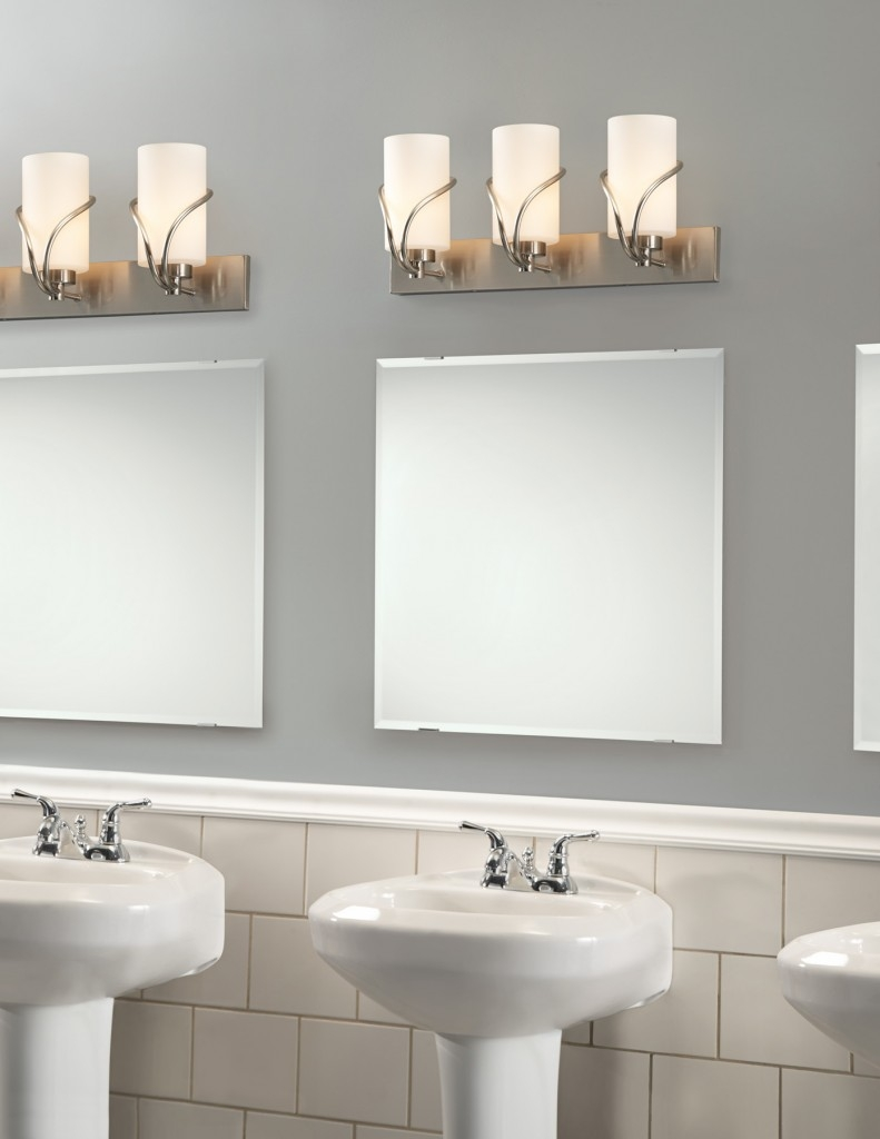 Home Depot Bathroom Vanity Light Shades