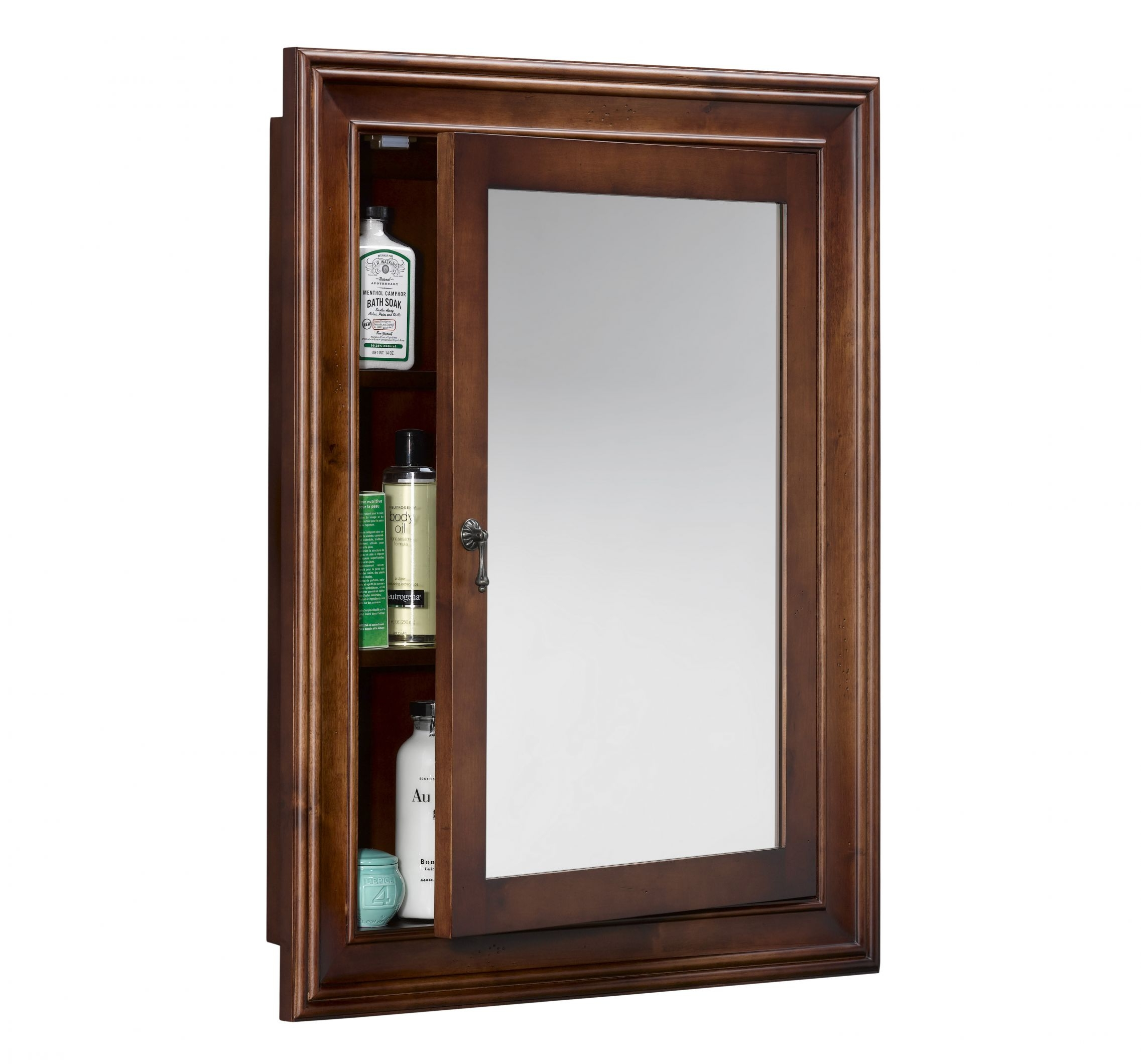 Lowes Bathroom Mirror Cabinets