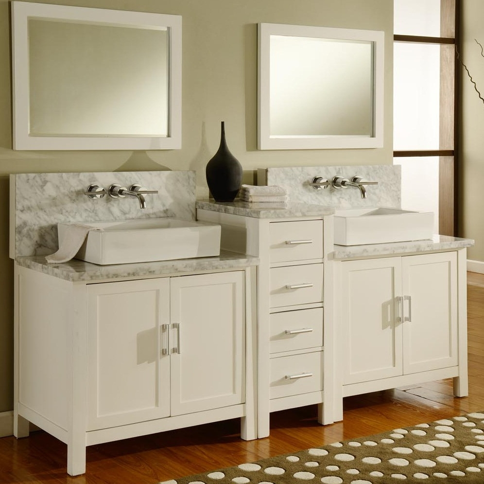 Pre-Made Cabinets For Bathroom