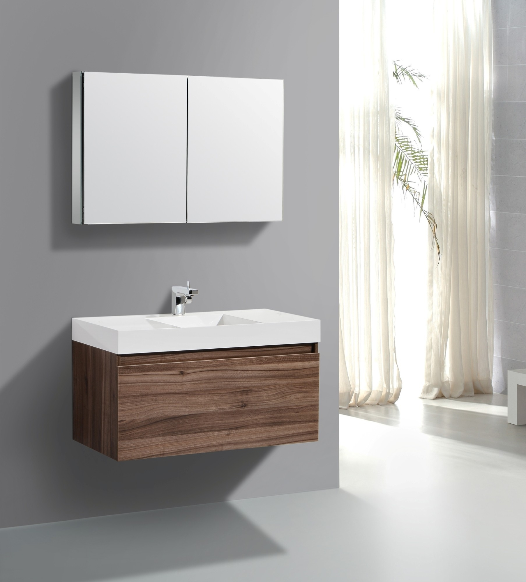 Wall Hung Bathroom Sinks/Vanities
