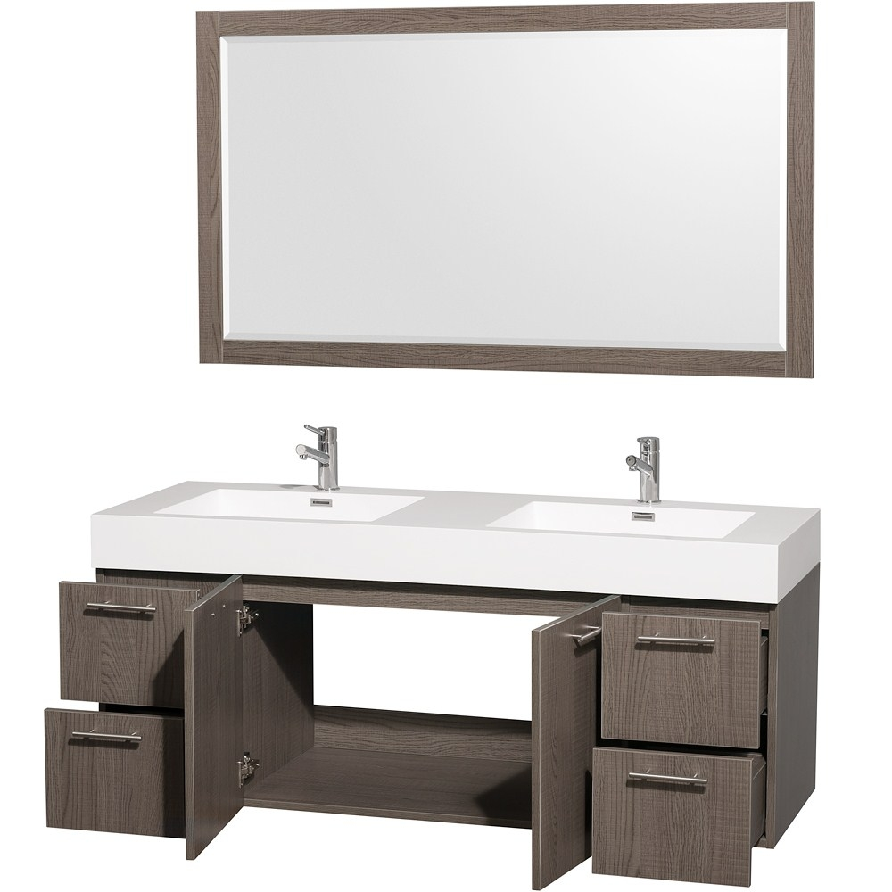 Wall Mounted Bathroom Vanity Lowes