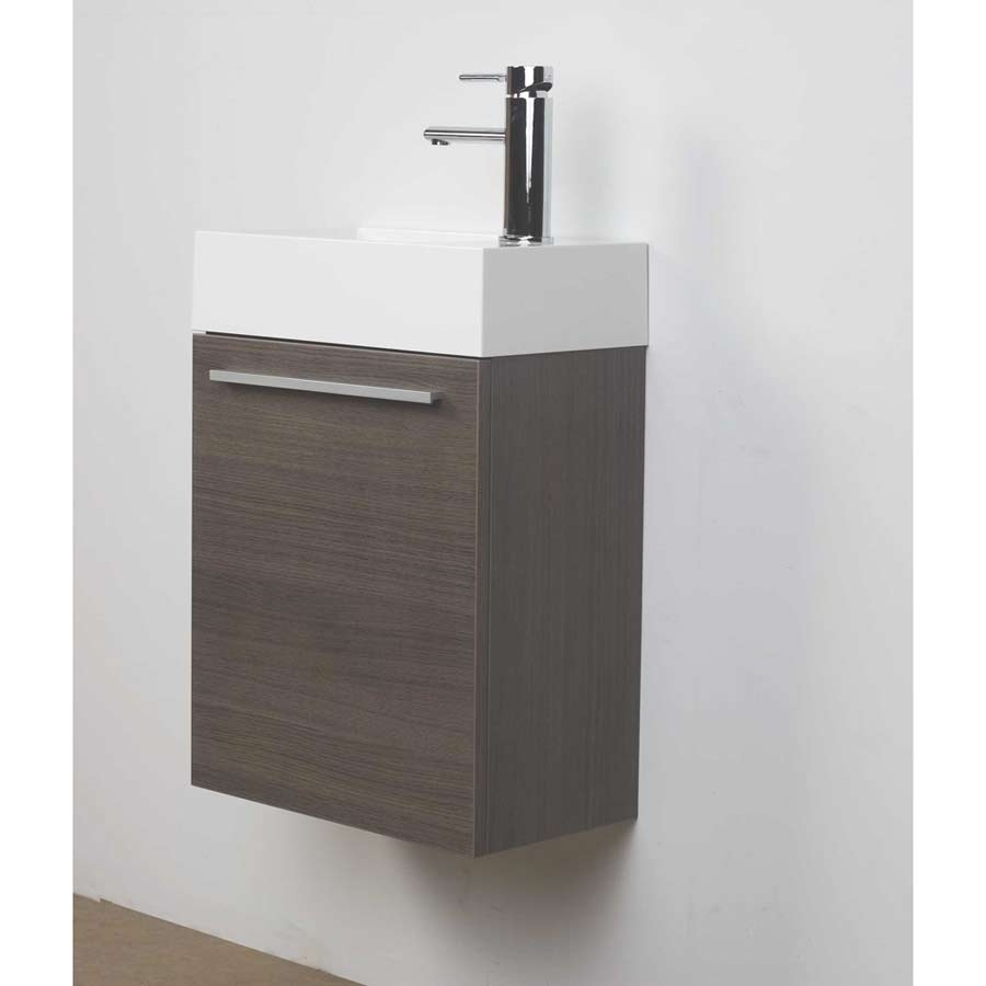18 Deep Bathroom Vanity Top