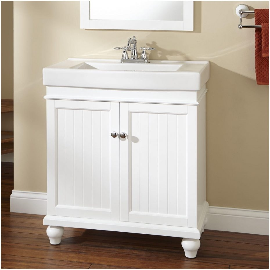 Permalink to 24 Inch Bathroom Vanities At Lowes