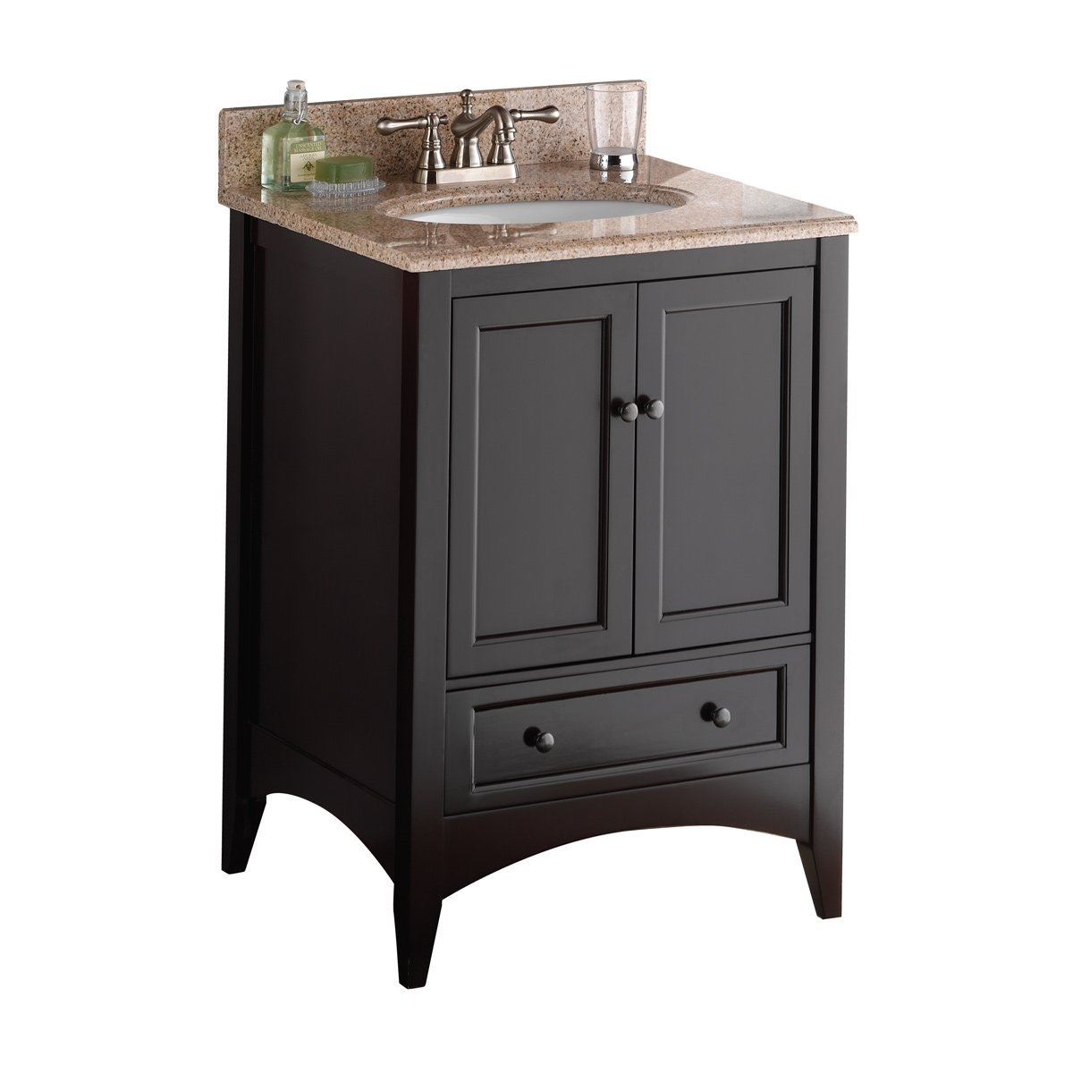 24 Inch Bathroom Vanity Base