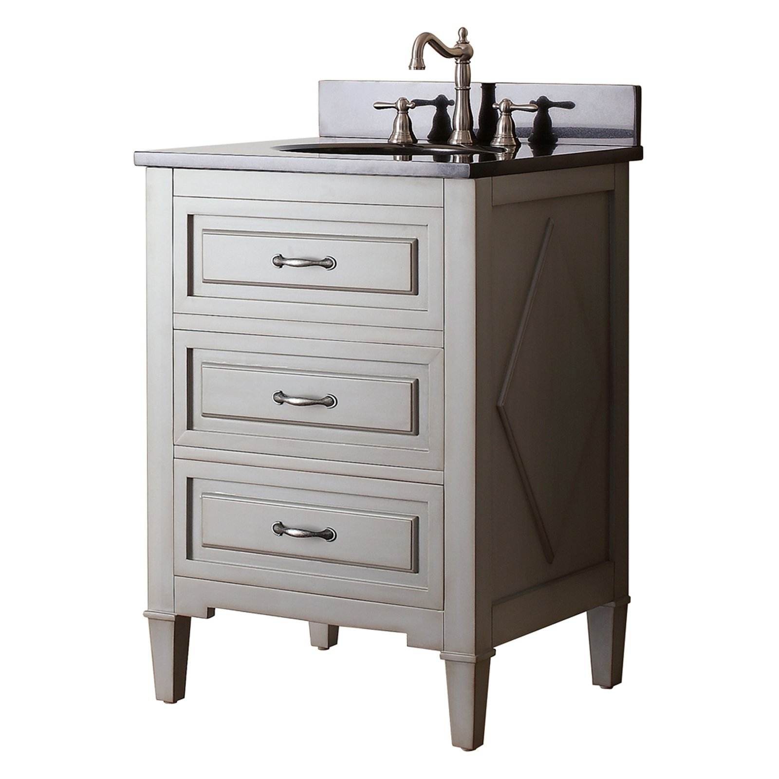 26 Inch Bathroom Vanity With Sink