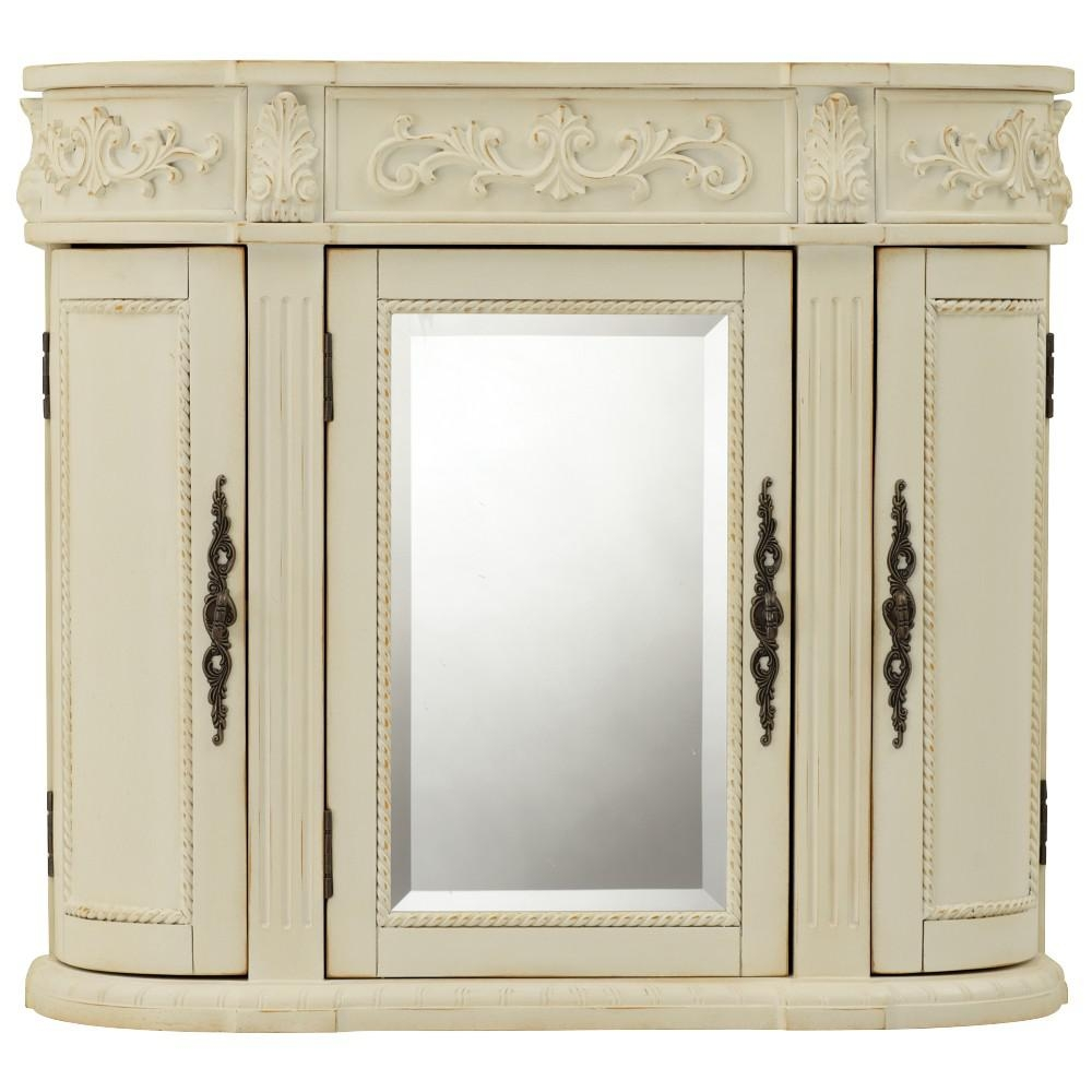 3 Door Bathroom Wall Cabinet1000 X 1000