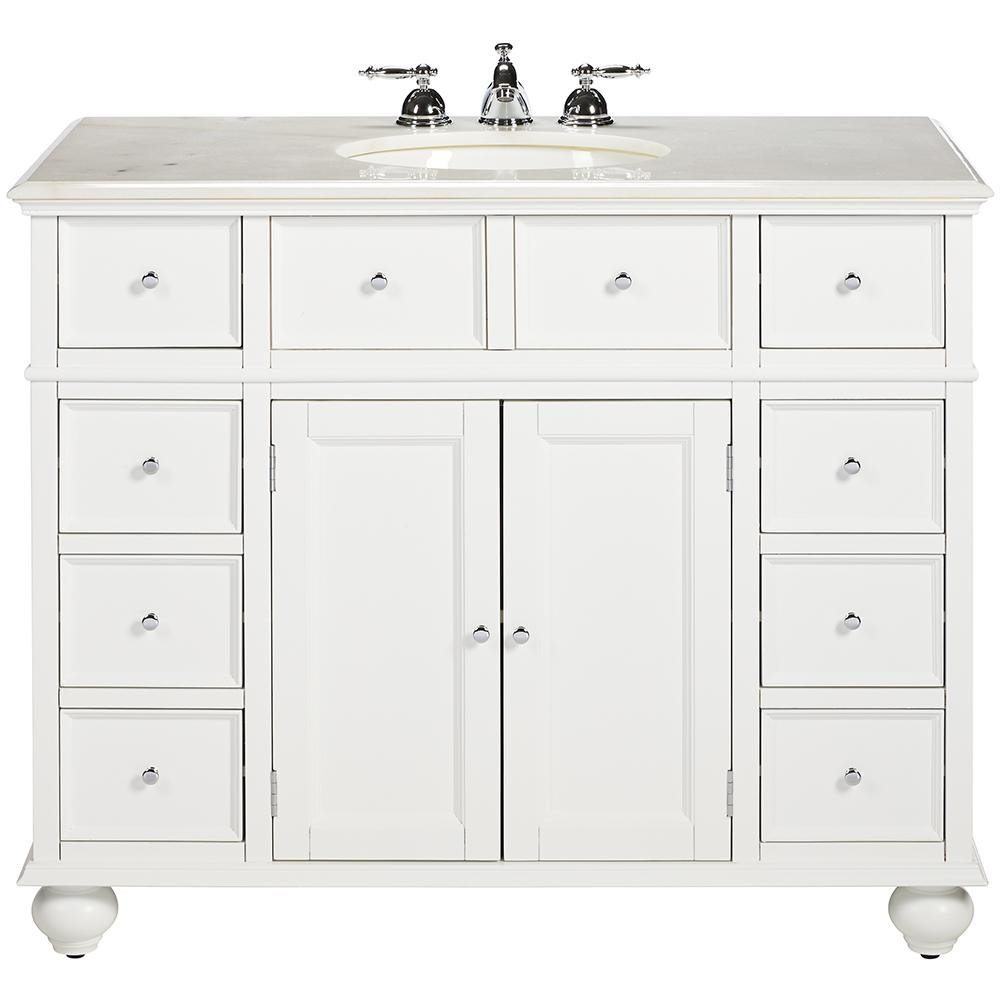 44 Bathroom Vanity Top
