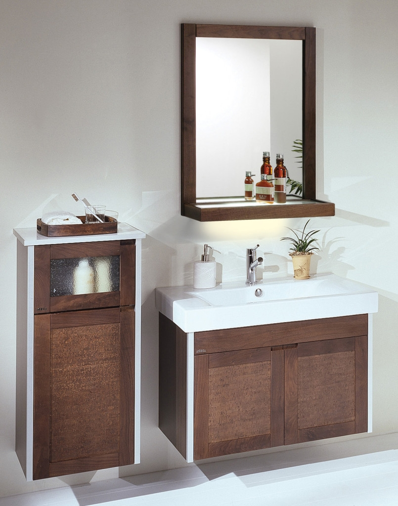 Bathroom Sink And Cabinet Set