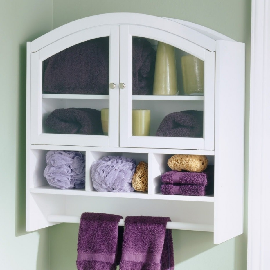 Bathroom Storage For Towels