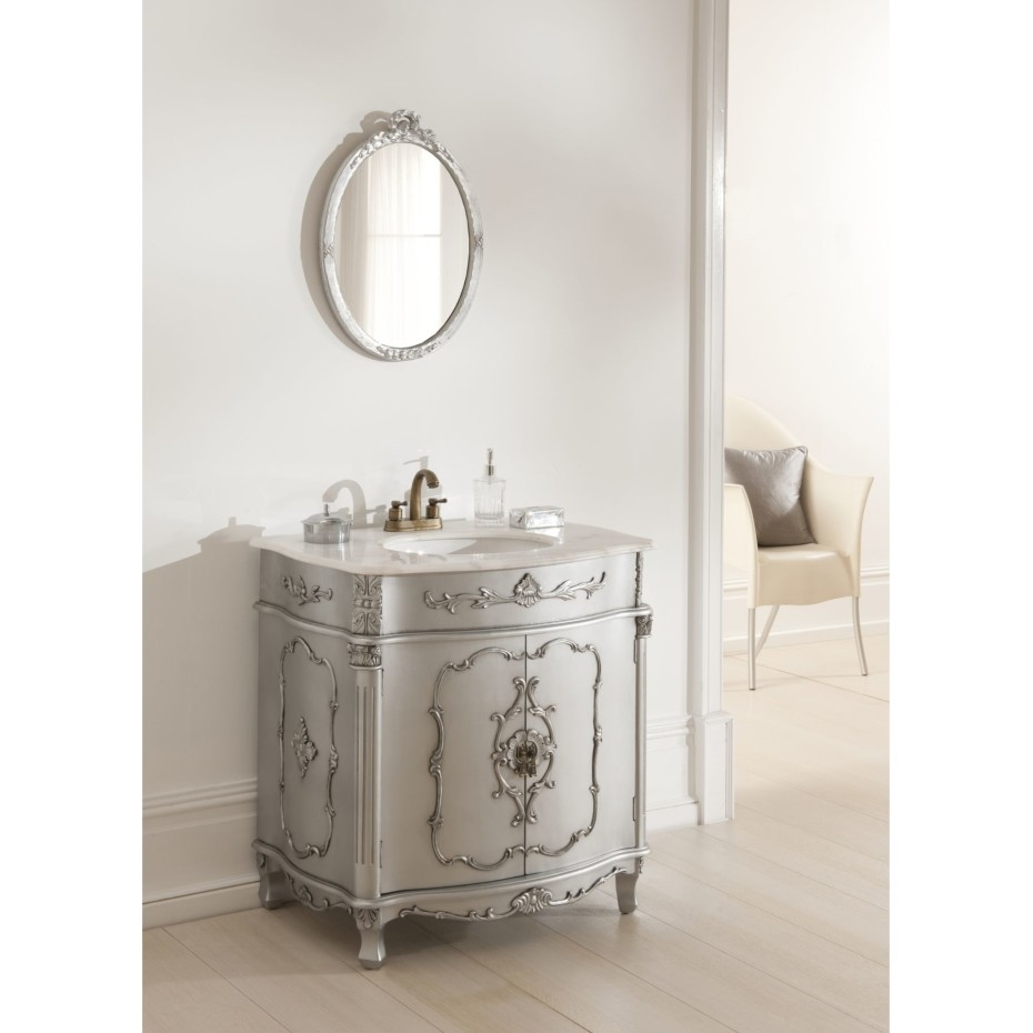 Bathroom Vanities Vintage Style