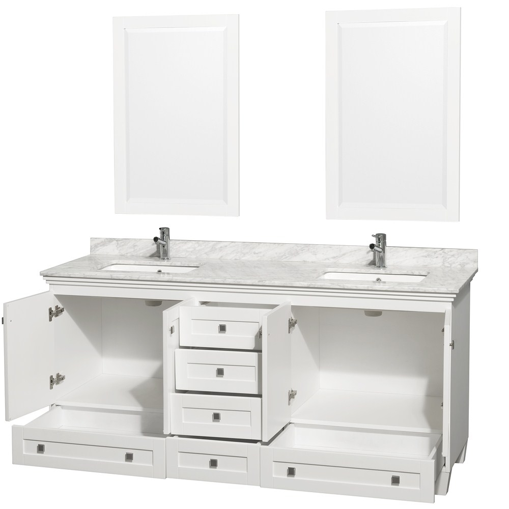 Bathroom Vanity Cabinets 72 Inches