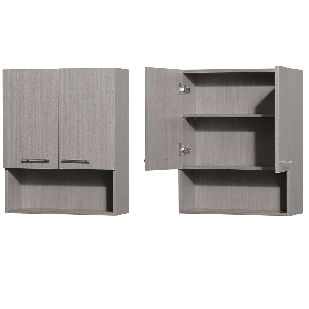 Bathroom Wall Cabinets Grey