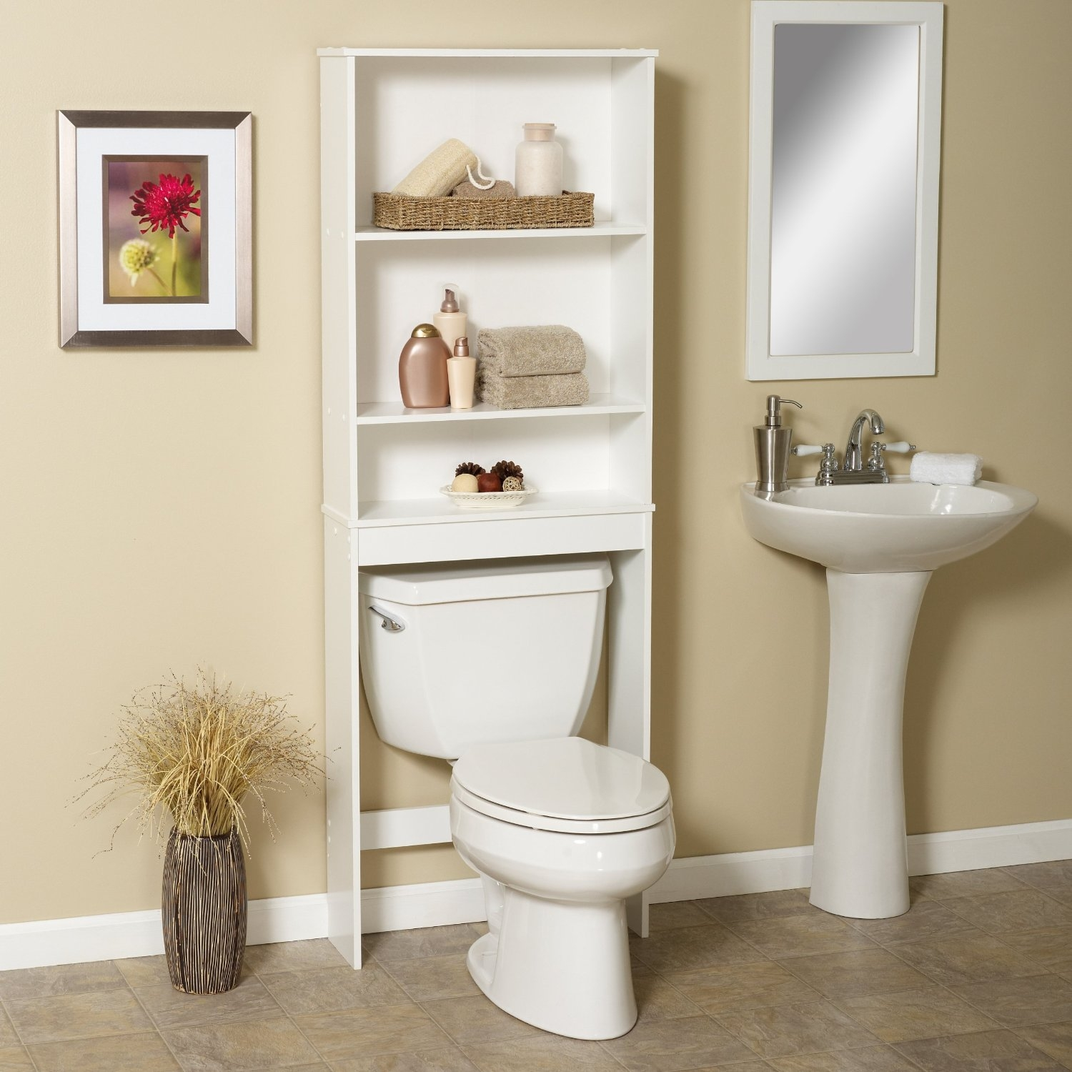 Bathroom Wall Cabinets White Target