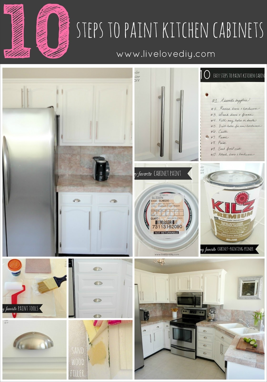 Can You Use Kitchen Cabinets In Bathrooms10 steps to paint your kitchen cabinets the easy way an easy